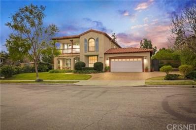 10341 Edgebrook Way, Porter Ranch, CA 91326 - MLS#: SR19141653