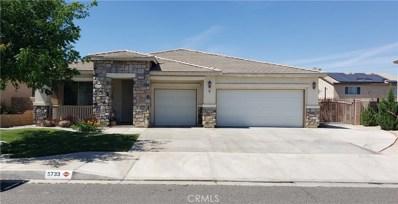 5733 W Avenue J14, Lancaster, CA 93536 - MLS#: SR19141872