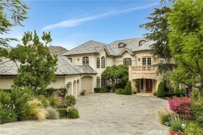 22521 N Summit Ridge Circle, Chatsworth, CA 91311 - MLS#: SR19142569