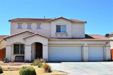 3426 Rosegold Avenue, Rosamond, CA 93560 - MLS#: SR19142627