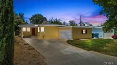 1809 E Avenue Q12, Palmdale, CA 93550 - MLS#: SR19143889