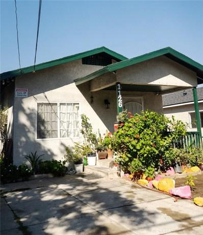 1126 Hollister Street, San Fernando, CA 91340 - MLS#: SR19145482