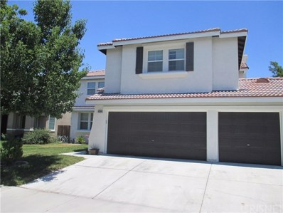 44204 Windrose Place, Lancaster, CA 93536 - MLS#: SR19145506