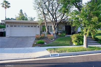 24201 Aetna Street, Woodland Hills, CA 91367 - MLS#: SR19146393