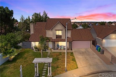 1723 Plymouth Court, Palmdale, CA 93550 - MLS#: SR19146636