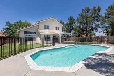 38256 Wildrose Street, Palmdale, CA 93550 - MLS#: SR19146836