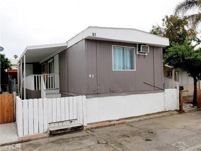 7650 Balboa Boulevard UNIT 67, Van Nuys, CA 91406 - MLS#: SR19148775
