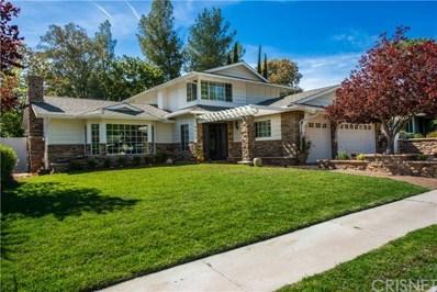 4029 Patrick Henry Place, Agoura Hills, CA 91301 - MLS#: SR19149400