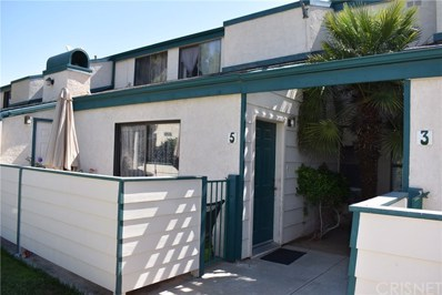 44460 15th Street E UNIT 5, Lancaster, CA 93535 - MLS#: SR19149832
