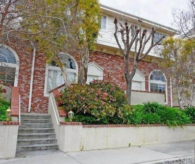 8741 Darby Avenue UNIT 10, Northridge, CA 91325 - MLS#: SR19150529