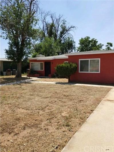 1177 Palm Avenue, Beaumont, CA 92223 - MLS#: SR19153901