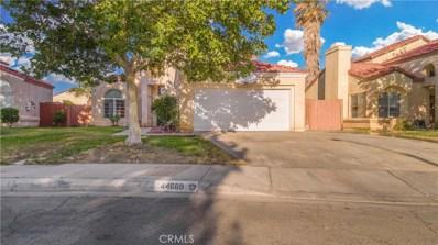 44660 Timothy Court, Lancaster, CA 93535 - MLS#: SR19155295