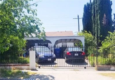 12608 Tonopah Street, Arleta, CA 91331 - MLS#: SR19156983