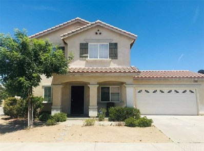 37052 Sabal Avenue, Palmdale, CA 93552 - MLS#: SR19157566