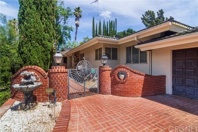 3958 Sapphire Drive, Encino, CA 91436 - MLS#: SR19162393