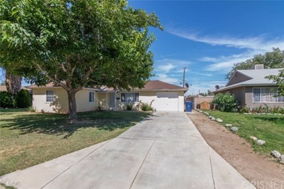 38514 Pond Avenue, Palmdale, CA 93550 - MLS#: SR19162431