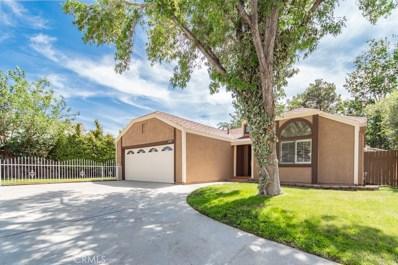 44105 Dahlia Street, Lancaster, CA 93535 - MLS#: SR19162702