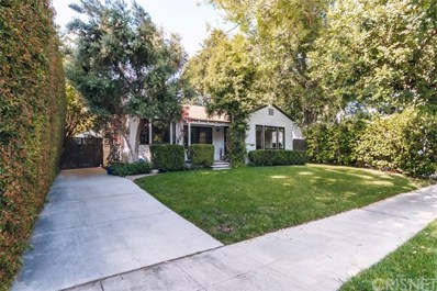 11523 Albers Street, North Hollywood, CA 91601 - MLS#: SR19163289