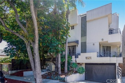 1151 N Fuller Avenue UNIT 1, West Hollywood, CA 90046 - MLS#: SR19165078
