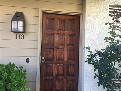 21551 Burbank Boulevard UNIT 113, Woodland Hills, CA 91367 - MLS#: SR19166030