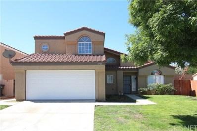 1710 Apricot Drive, Palmdale, CA 93550 - MLS#: SR19166116