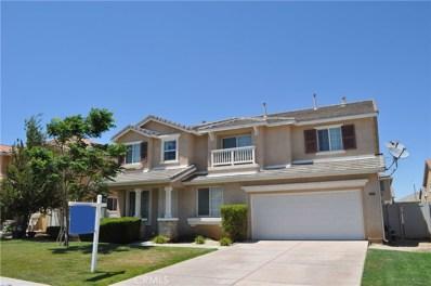 2307 Rockrose Street, Palmdale, CA 93551 - MLS#: SR19166705