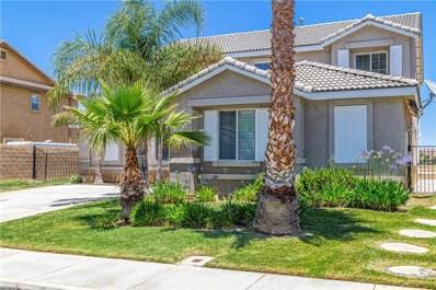 3535 Parkridge Lane, Palmdale, CA 93551 - MLS#: SR19167398