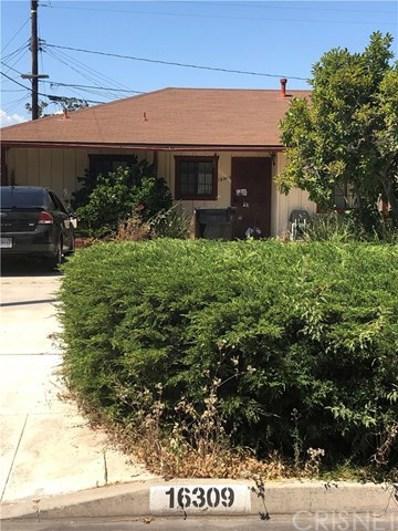 16309 Lawnwood Street, La Puente, CA 91744 - MLS#: SR19168581