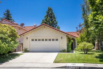19764 Crystal Ridge Lane, Porter Ranch, CA 91326 - MLS#: SR19168954