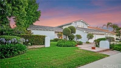1152 Stoneshead Court, Westlake Village, CA 91361 - MLS#: SR19169838