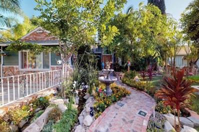15722 Blackhawk Street, Granada Hills, CA 91344 - MLS#: SR19170828