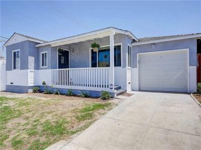 5804 S Wilton Place, Los Angeles, CA 90047 - MLS#: SR19171674