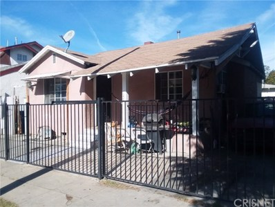 1229 W 35th Street, Los Angeles, CA 90007 - MLS#: SR19171945