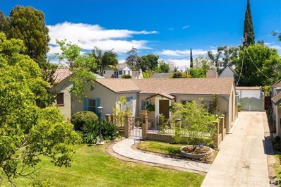 910 Masselin Avenue, Los Angeles, CA 90036 - MLS#: SR19173411