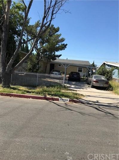 19100 Community Street, Northridge, CA 91324 - MLS#: SR19173773