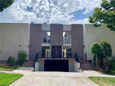 444 E Verdugo Avenue UNIT 9, Burbank, CA 91501 - MLS#: SR19174227