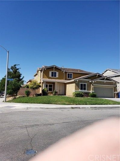 6117 Whitney Way, Palmdale, CA 93552 - MLS#: SR19174455