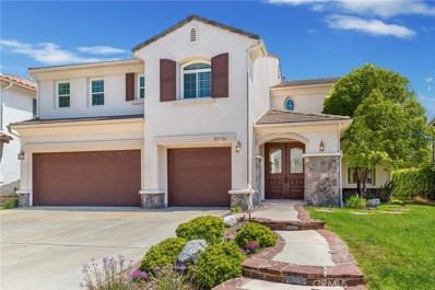 25736 Wallace Place, Stevenson Ranch, CA 91381 - #: SR19174539
