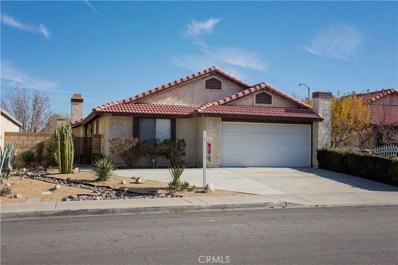 37040 Justin Court, Palmdale, CA 93550 - MLS#: SR19174570