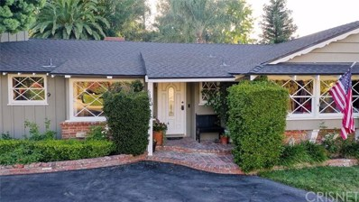 6123 Woodlake Avenue, Woodland Hills, CA 91367 - MLS#: SR19175320