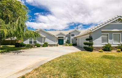 5909 Northridge Drive, Palmdale, CA 93551 - MLS#: SR19175777