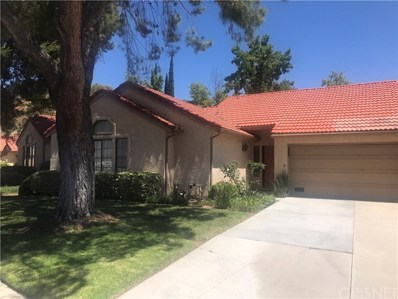 20041 Avenue Of The Oaks, Newhall, CA 91321 - MLS#: SR19175947