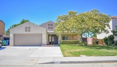2743 Cloverdale Court, Palmdale, CA 93551 - MLS#: SR19176135