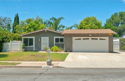4817 Muirwood Court, Simi Valley, CA 93063 - MLS#: SR19176767