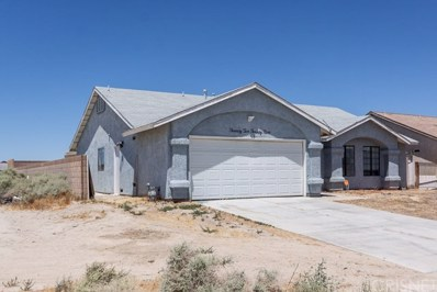 2229 Thistle Street, Rosamond, CA 93560 - MLS#: SR19177601
