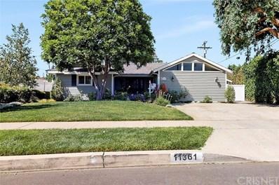 11361 Gaviota Avenue, Granada Hills, CA 91344 - MLS#: SR19178022