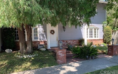 9701 Paso Robles Avenue, Northridge, CA 91325 - MLS#: SR19178887