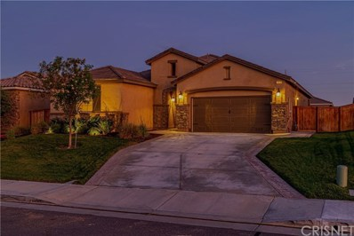 3438 Puma Avenue, Rosamond, CA 93560 - MLS#: SR19181054