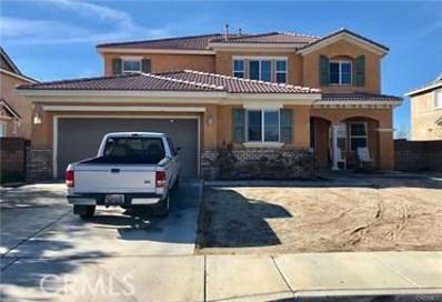 38139 Desert Hawk Drive, Palmdale, CA 93552 - MLS#: SR19181061