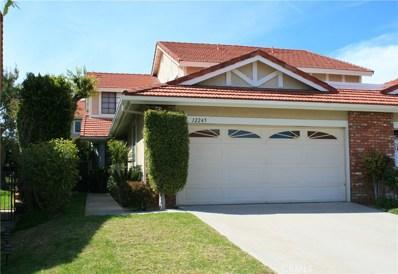12245 Shady Hollow Lane, Porter Ranch, CA 91326 - MLS#: SR19181114